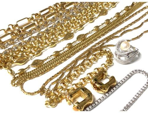 貴金属「K18ネックレス・ダイヤモンド ブレスレット等」買取りました